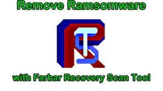 Remove Ransomware with Farbar Recovery Scan Tool by Britec