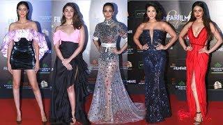 Bollywood Actresses HOTTEST Looks At Filmfare Style & Glamour Awards 2019 | Alia, Kiara, Ananya