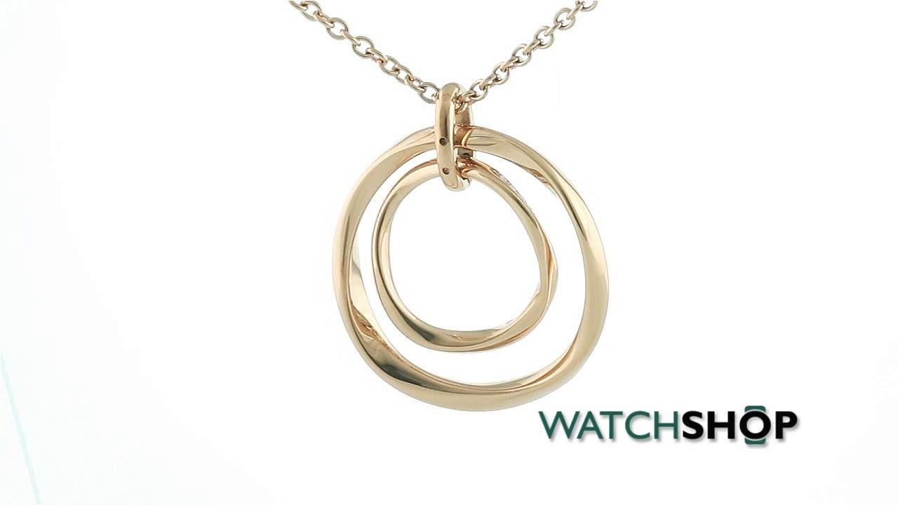 Fossil Women's Necklace JF01302791 ktZHI