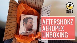 AfterShokz Aeropex: Unboxing the New Bone Conduction Headphones