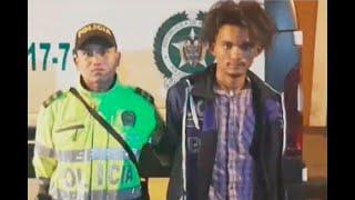 Cayó en la trampa alias 'el Correcaminos', ladrón de celulares en Transmilenio