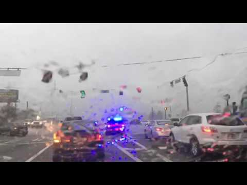 Tornado warning Georgia
