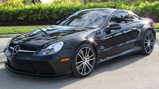 Brabus Mercedes-Benz SL 65 AMG Black Series Videos