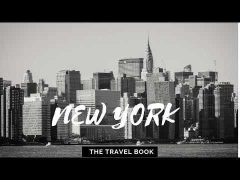 New York 2017 - The Travel Book (GoPro 5 - 4K)