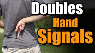 Using Hand Signals in Doubles - Ask Ian #49
