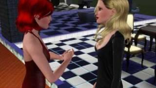 Sims 3 vampire twins