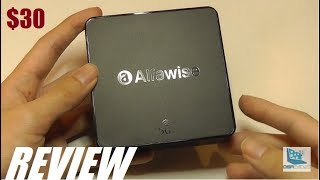 REVIEW: Alfawise A8 Pro, $30 Android TV Box [Rockchip, 8.1]