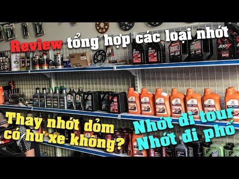 Review Các Loại Nhớt Cho Winner 150 - Sử Dụng Nhớt Thế Nào Cho đúng? | MinC Motovlog