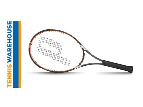 Prince Textreme Tour 100T Racquet Review