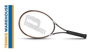 Prince Textreme Tour 100T Racquet Review