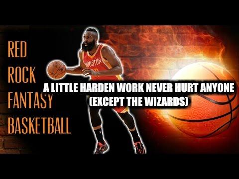 A Little Harden Work Never Hurt Anyone...