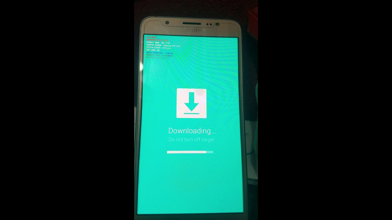 Samsung J7 SM-J710F FRP Remove File Enable ADB File|Bypass J710F FRP Lock With Z3X