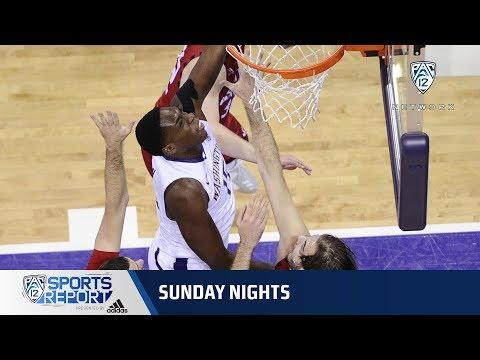 Recap: Noah Dickerson paces Washington men