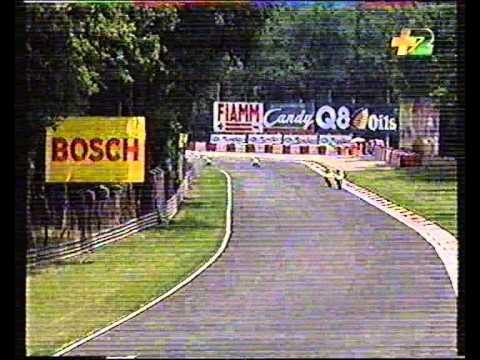 MICHELE GALLINA - MONZA WORLD SBK 1995