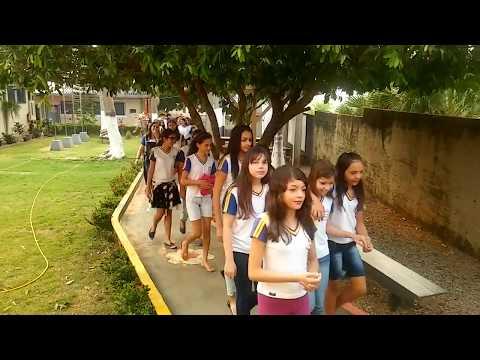 Alunos Da Escola Alexandre de Gusmão Visitando Biblioteca Sesi Da Escola Rocha Pombo