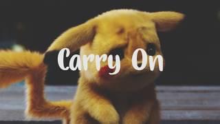 Kygo & Rita Ora  - Carry On (lirik Terjemahan )  (Cover By  Davina Michelle)