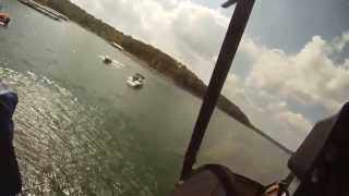 GoPro Table Rock Lake-Heli Taxi Water Drop Off