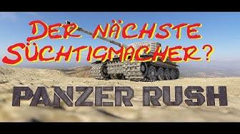 Panzer Rush [Browsergame] -1- Der nächste Süchtigmacher?