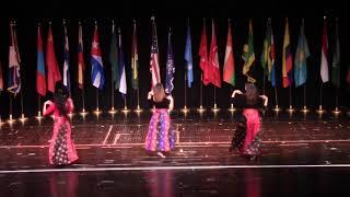 Nepali Dance @ University of Bridgeport