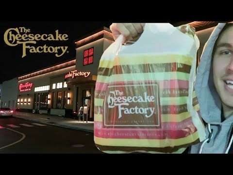 Cheesecake Factory Yorkdale Mall Toronto