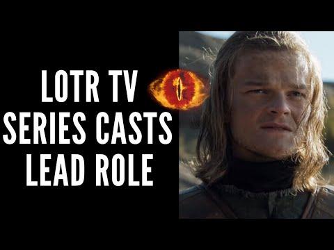 LOTR TV Series Cast Lead Role