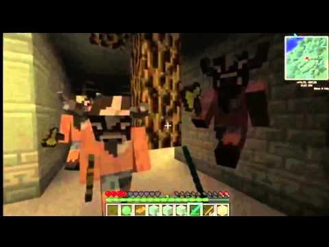 Самое смешное видео с участием Лололошки и EeOneGuy в Minecraft