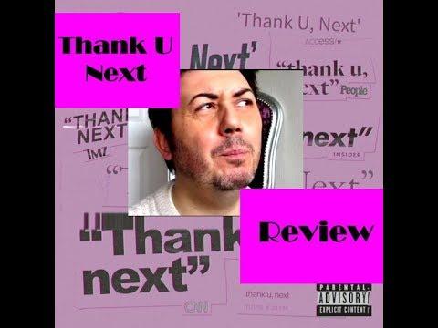 Ariana Grande 'Thank U, Next' Review