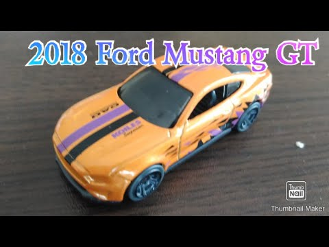2018 Ford Mustang GT - unboxing and review #1