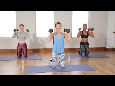 30-Minute Fit and Sexy Full-Body Workout | Class FitSugar