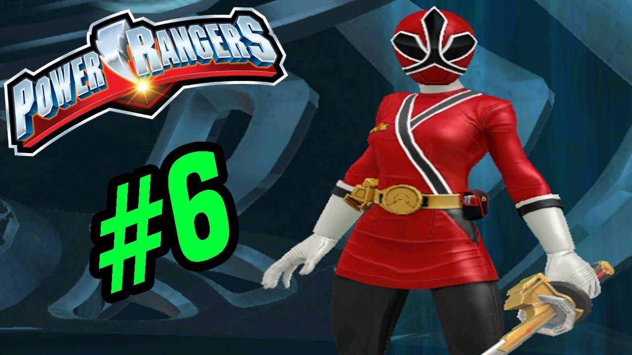Power Rangers Legacy Wars #6 - Siêu Nhân Đỏ Super Samurai - 5 Anh Em Siêu  Nhân Đại Chiến