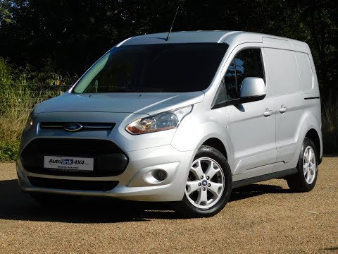 2016 Ford Transit Connect Limited Van For Sale In Tonbridge, Kent