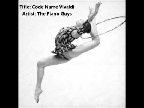 'Code Name Vivaldi' Music For Rhythmic Gymnastics