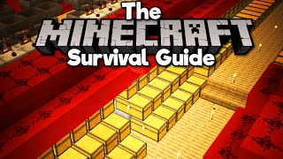Storage for Every Item in Minecraft! ▫ The Minecraft Survival Guide (Tutorial Lets Play) [Part 334]