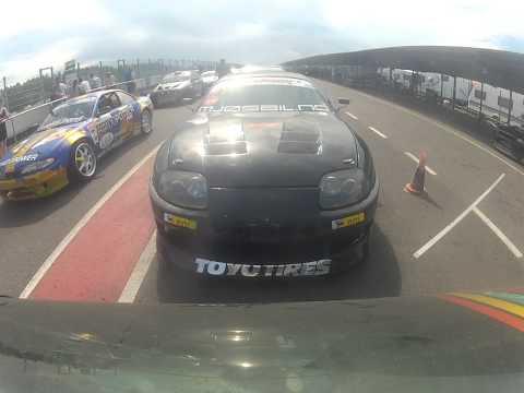 Gatebil 2015 Blacksmoke Racing