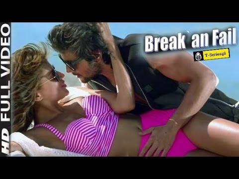 Brake'an Fail Lyrics (REMIX) Video _ Machine _ Mustafa & Kiara Advani _ T-Series46