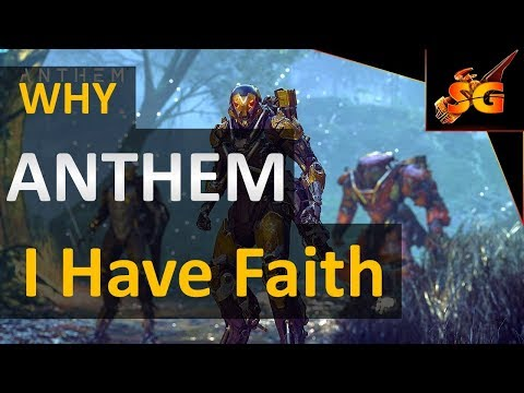 Why I have faith in ANTHEM and Why I want it to do Well!