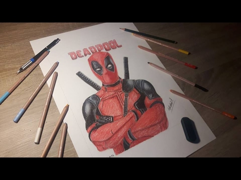Dessin deadpool youtube - Dessin deadpool ...