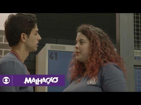 Malhação - Vidas Brasileiras: capítulo 46 da novela, sexta, 11 de maio, na Globo
