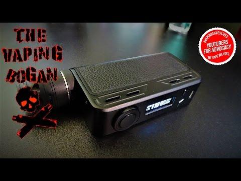 Smoant Charon 218TC Mod - The Vaping Bogan