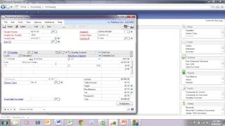 Tracking Serial Numbers on Drop Ship Orders in Dynamics GP