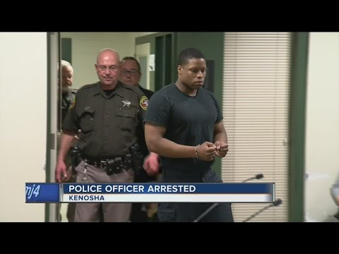 Kenosha cop charged with punching doctor in the face
