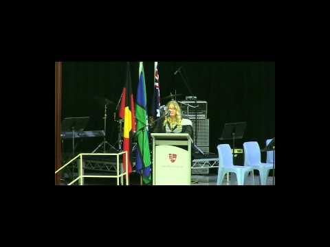 Abigail Morrison  - Cum Laude Speech