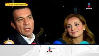 ¡Jorge Salinas explotó contra Paulina Goto! | Sale el Sol