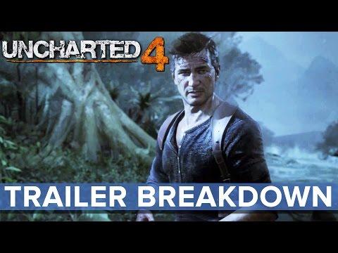 Uncharted 4 trailer breakdown - Eurogamer