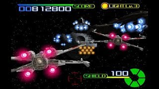 Game | ARCADE Star Wars Trilogy Arcade Longplay Supermodel emulator | ARCADE Star Wars Trilogy Arcade Longplay Supermodel emulator
