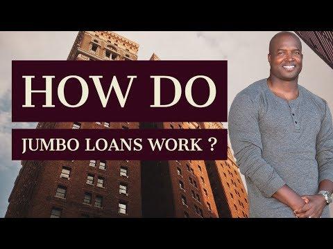 021 - How Do Jumbo Loans Work With James Jay- What is a jumbo loan?