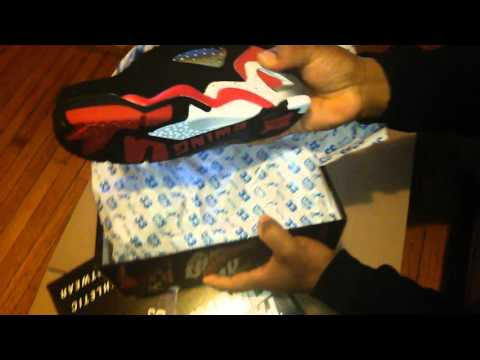 Ewing athletic triple unboxing