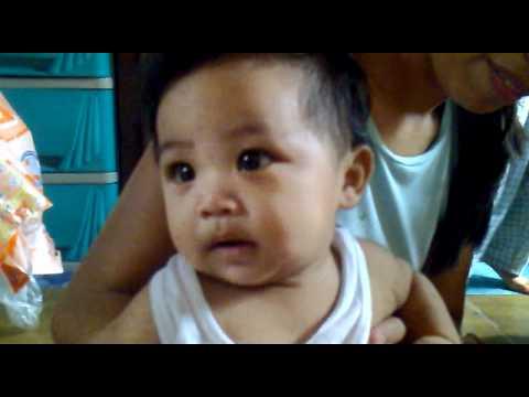Baby john cute cute smile:).mp4 - YouTube