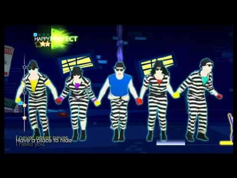 Just Dance 4  Blues Brothers  Everybody Needs Somebody to Love  Hold my Hand