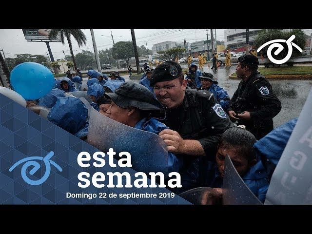 📺 #EstaSemana   La presión nacional contra la dictadura y las reformas para el cambio democrático
